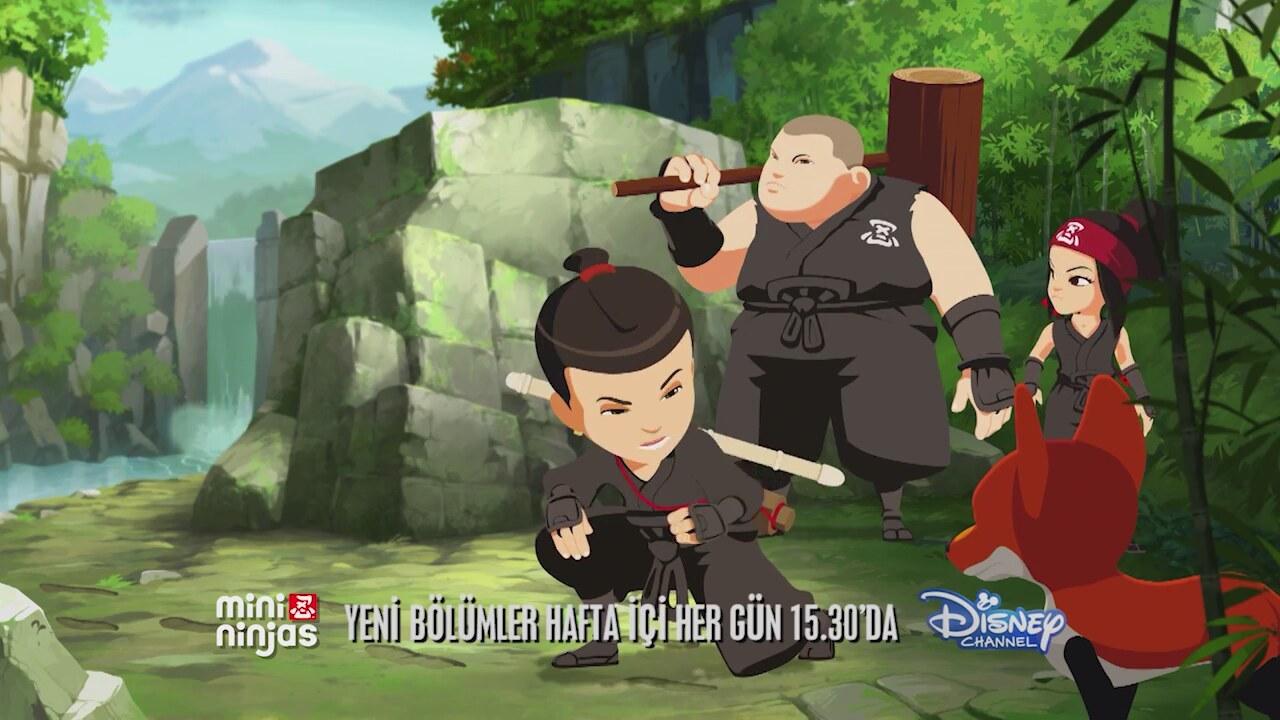 Mini Ninjalar Başlıyor Izlesenecom