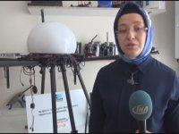 Yerli Drone Üreten Üniviersite Yüksek Lisans Öğrencisi - Kastamonu