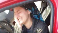 Cesur Turgay Eşini Önce Ağlattı Sonra Araba Hediye Etti