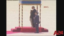 Cumhurbaşkanı Erdoğan'ı Şaşırtan Protokol Kırmızı Halı'da 6 5 Dakika