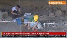 Dünya Bilim İnsanlarının Gözü Kahramanmaraş'taki  Direkli Mağarası'nda