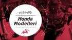 Eurasia Motobike Expo 2016 | Honda Motosiklet Standı | 2016 Honda Motosiklet Modelleri - Dualvlog