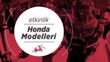 Eurasia Motobike Expo 2016   Honda Motosiklet Standı   2016 Honda Motosiklet Modelleri - Dualvlog