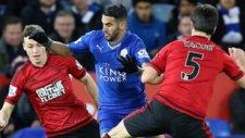 Leicester City 2 -2 West Bromwich (01 Mart Salı Maç Özeti)