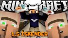 ABİME 1,5 İSKENDER! - Restaurant Rush - Minecraft Aşçılık Oyunu