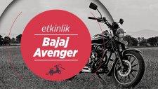 Bajaj Avenger 150 inceleme | Motoser | Doğan Yaltalıer Röportajı