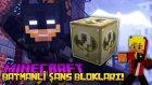 BATMANLİ ŞANS BLOKLARI! - Minecraft | SÜPER KAHRAMANLI ŞANS BLOK YARIŞI! (SuperHero Lucky Block)