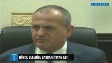 Düzce Belediye Başkanı İsyan Etti: Passat'a Mı Bineyim?