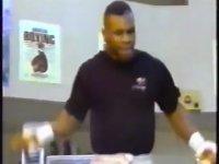 Mike Tyson Ultra Agresif Antreman
