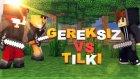 Tilki Army vs Gereksiz Army - Minecraft (2v1)