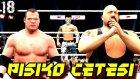 Wwe 2k16 Kariyer Kötü | Herkesin Derdi Wrestlemania | 18.bölüm | Türkçe Oynanış | Ps4
