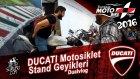 DUCATI Motosiklet Standı | Yeni DUCATI Motosiklet Modelleri - Dualvlog
