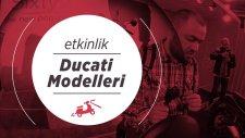 Eurasia Motobike Expo 2016 | DUCATI Motosiklet Standı | 2016 DUCATI Motosiklet Modelleri - Dualvlog