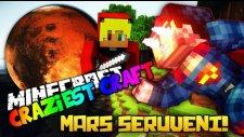 Türkçe Minecraft   Craziest Craft   SÜPERMEN İLE MARS SERÜVENİ! - Bölüm 14