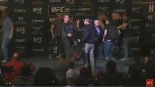 Dev maç erken başlıyordu! - UFC Kafes Dövüşü
