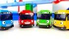 Eğitici Çocuk Filmi - Küçük Otobüs Tayo - Sabah, Öğlen, Akşam - Mutlu Cocuk