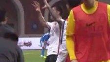 Ersan Gülüm ilk maçına hızlı başladı