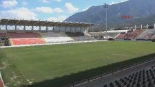 Manisa 19 Mayıs Stadı'nda Zemin Seferberliği - Spor Toto Süper Lig