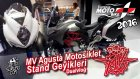MV Agusta Motosiklet Standı | Yeni MV Agusta Motosiklet Modelleri - Dualvlog