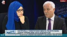 Nihat Hatipoğlu: Türkiye'de Öyle Bir Medya Var ki... (Kadraj 03 Mart Perşembe)
