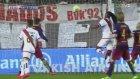 Rayo Vallecano 1-5 Barcelona (Geniş Maç Özeti 3 Mart Perşembe 2016)