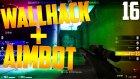 WALLHACK+AIM GİBİ? - Overwatch #16
