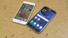 Samsung Galaxy S7   iPhone 6S