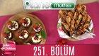 Şeker Dükkanı 251. Bölüm Muzlu Brownıe Pızza - Pastane Kurabiyesi