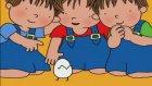 Üçüzler - Merhaba Civciv (Çizgi Film)