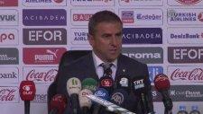 Hamza Hamzaoğlu'ndan galibiyet açıklaması