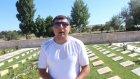 Konya Bozkır Ömer Oğlu Hüsnü Şehit 8 Yaşında Dumlupınar Şehitliğinde Mezar Taşı Var Habib Akalın