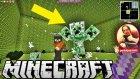 Üç Kafalı Dev Creeper? | Minecraft Türkçe Modlu Survival | Bölüm 22 - Oyun Portal