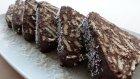 Üçgen Şeklinde Mozaik Çikolatalı Pasta Tarifi