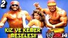 Wwe 2k14 | 1.hikaye | Kiz Ve Kemer Meselesi Wrestlemania | 2.bölüm | Ps3