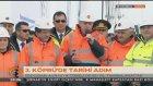 Erdoğan: Büyük düşünenler böyle büyük projeler gerçekleştirirler