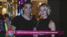 Can Bonomo Sevgilisi Didem Soydan Röportajı (Magazin 8)