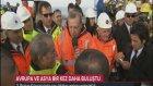Cumhurbaşkanı Erdoğan 3. Köprü İşçilerine İkramiye Pazarlığı Yaptı