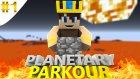 EMRECAN SİNİR KRİZİ GEÇİRDİ :D | Minecraft | Planetary Parkour | Bölüm-1