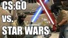 IŞIN KILICI!! - CS:GO - Star Wars w/Lufit, Mert, Berk, Barış