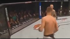 Kanlı Dövüş Nate Diaz'ın!