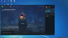 League Of Legends - Client Tasarımı V2