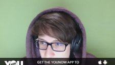 LIVE on YouNow (link in description)