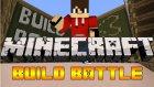 Minecraft | Build Battle |6| Çöl Ve Unicorn !!! W/başar Omega360