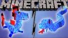 Minecraft Mob Savaşları - Su Ejderhası Vs Su Yılanı!
