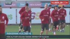 Riekerink Galatasaray'ın Yeni Teknik Direktörü Oldu