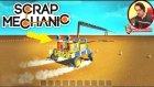 Yarış Arabaları | Scrap Mechanic Türkçe Multiplayer | Bölüm 9 - Oyun Portal
