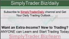 Metatrader 4 Daily Trade Forex