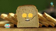 Ekmek - Meraklı Maydanoz   Benim Televizyonum - Cizgifilmdunyasi