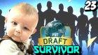 Fifa 16 FUT Draft SURVIVOR | En Gencler Challenge | 23.Bölüm | Türkçe oynanış | Ps4
