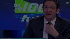 NTV Spor'da yangın alarmı